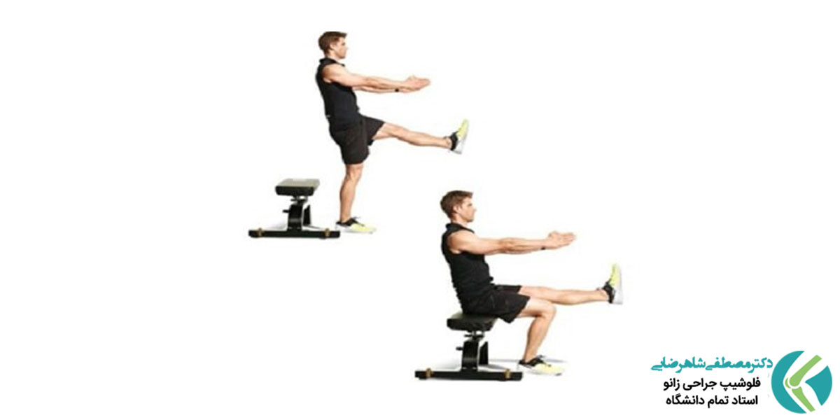 ۵ ورزش تقویت عضلات اطراف زانو و ران